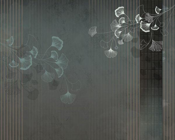 Fototapety Supplémentaire zielone odcienie | tapety 3d do salonu