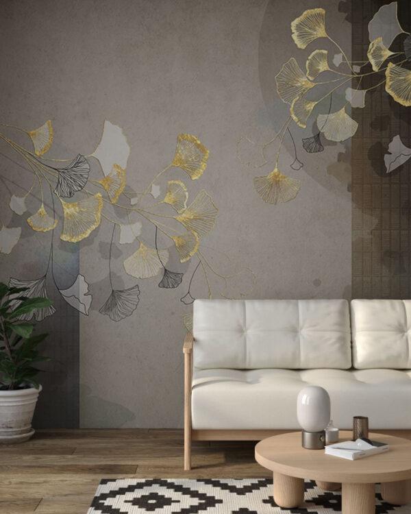Fototapety Nouveau | tapety 3d do salonu