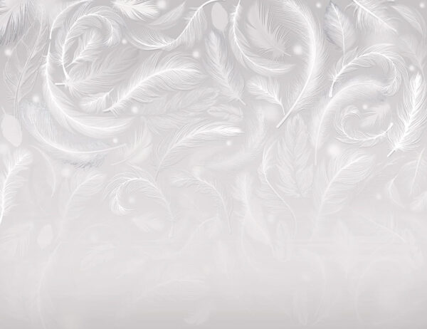 Fototapety Frequency szary odcień | tapety 3d do salonu