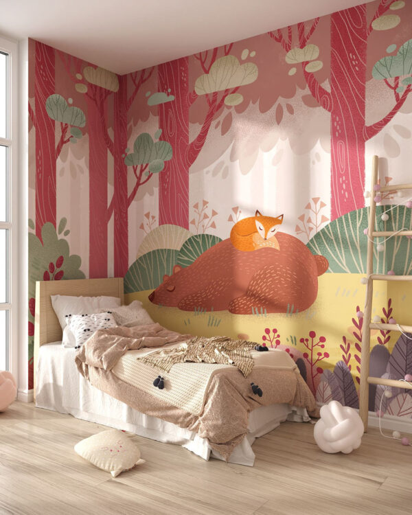 Fototapety Orsa | tapeta do pokoju dziecka