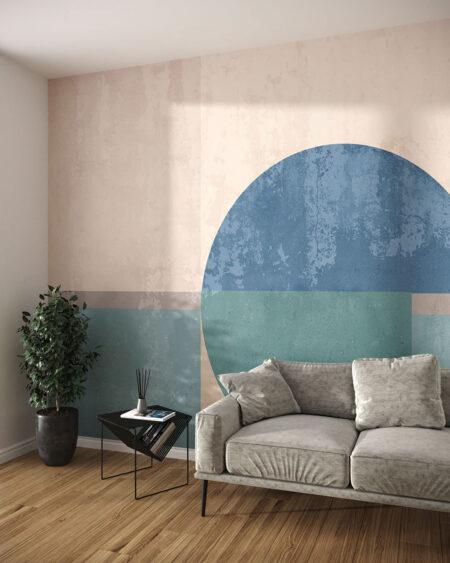 Fototapety projektantów Geometrie | Fototapety Bliss | fototapety 3d do salonu3d do salonu