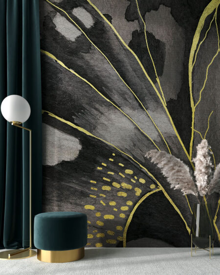 Fototapeta Skrzydła Motyla | tapety 3d do salonu