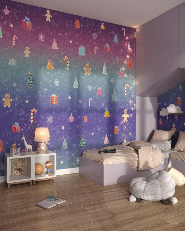 Fototapety Natale | fototapeta 3d dla dzieci