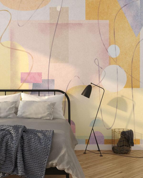 Fototapety Riccioli | tapety do sypialni 3d