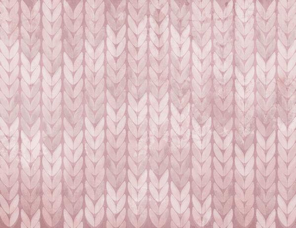 Fototapety Pastel Comfort różowy odcień | tapety 3d na ścianę