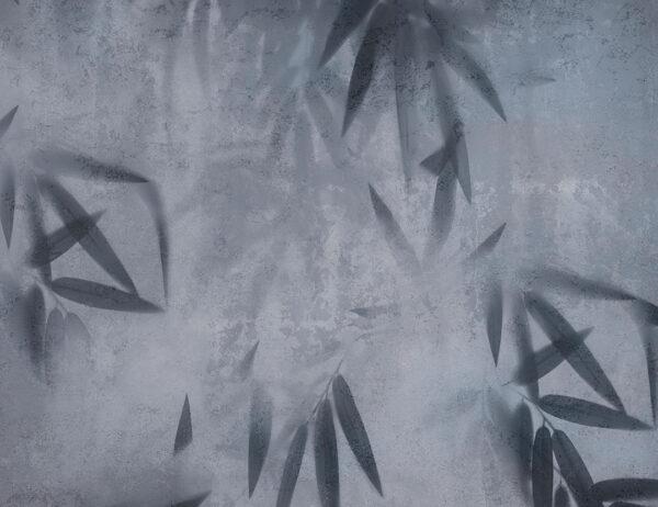 Fototapety Dunkles Geheimnis niebieskie odcienie | fototapeta 3d do sypialni