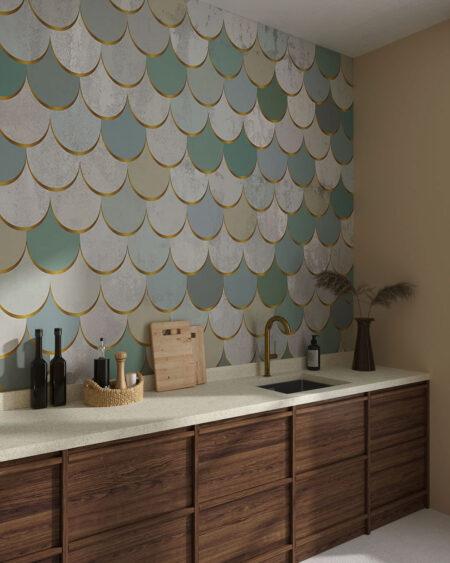 Fototapety Pastel Scales | fototapeta do kuchni