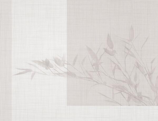 Fototapety Schatten szare odcienie | tapety 3d do sypialni