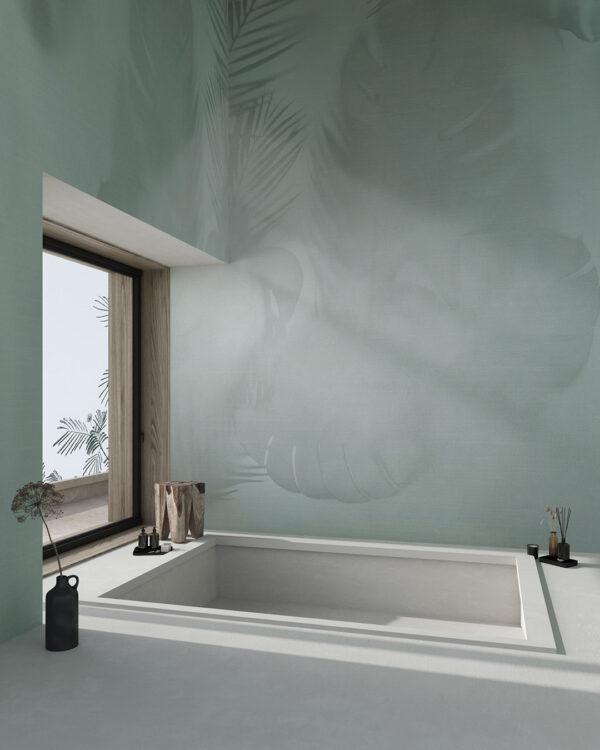 Fototapety Shadow | tapeta 3d do łazienki