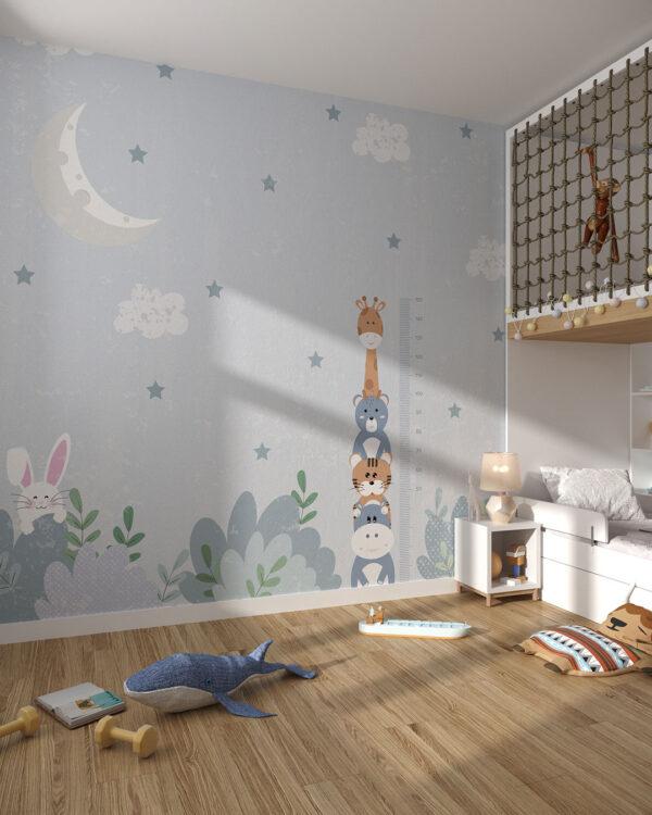 Fototapety Baby Growth   tapeta do pokoju dziecka