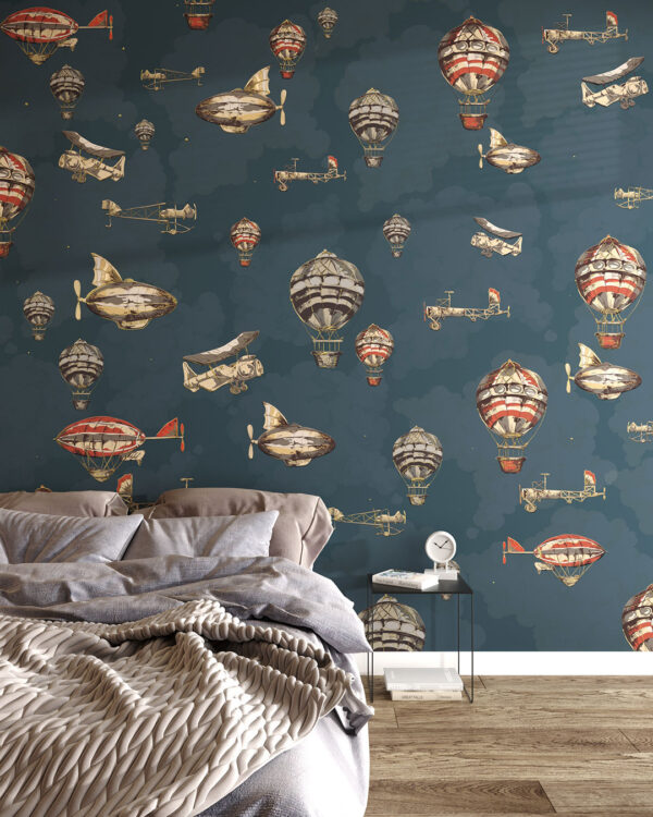 Fototapety Volo | tapety do sypialni
