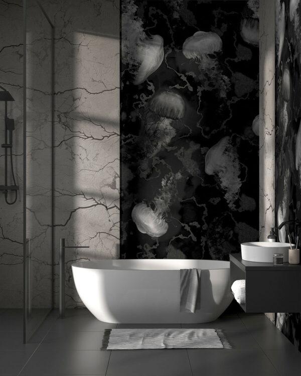 Fototapety Vejle | tapeta 3d do łazienki