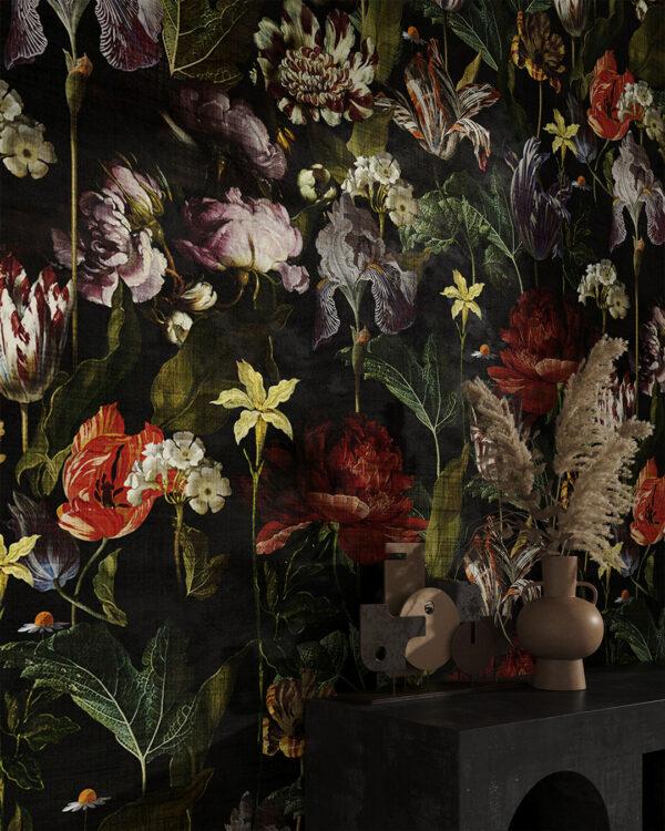 Fototapety Arge | fototapeta 3d kwiaty