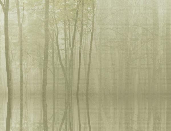Fototapety Toftir żółty odcień | tapety 3d do salonu