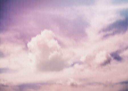 Fototapety Des nuages niebo   fototapeta niebo