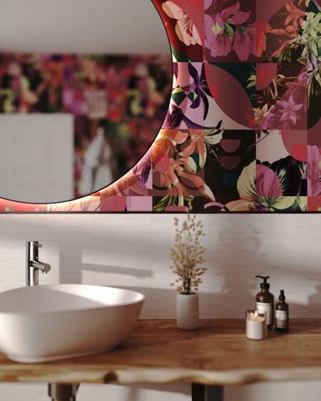 Fototapety Mosaïque | fototapeta do łazienki