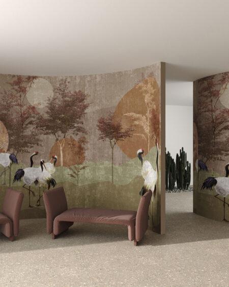 Fototapety Urocza Polana | tapety do salonu
