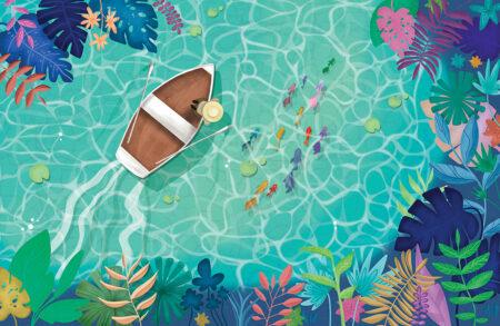 Fototapety Voyage morze | fototapeta dla dzieci