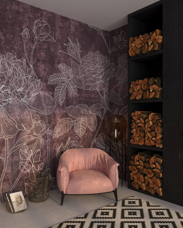 Fototapety Couleur | tapety 3d do salonu