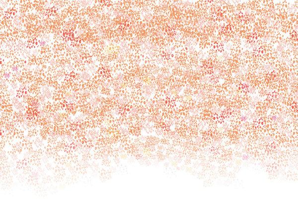 Fototapety Vaciller głębokie pomarańczowe odcienie | tapety 3d
