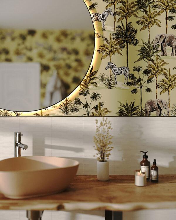 Fototapety Afrique | fototapeta do łazienki